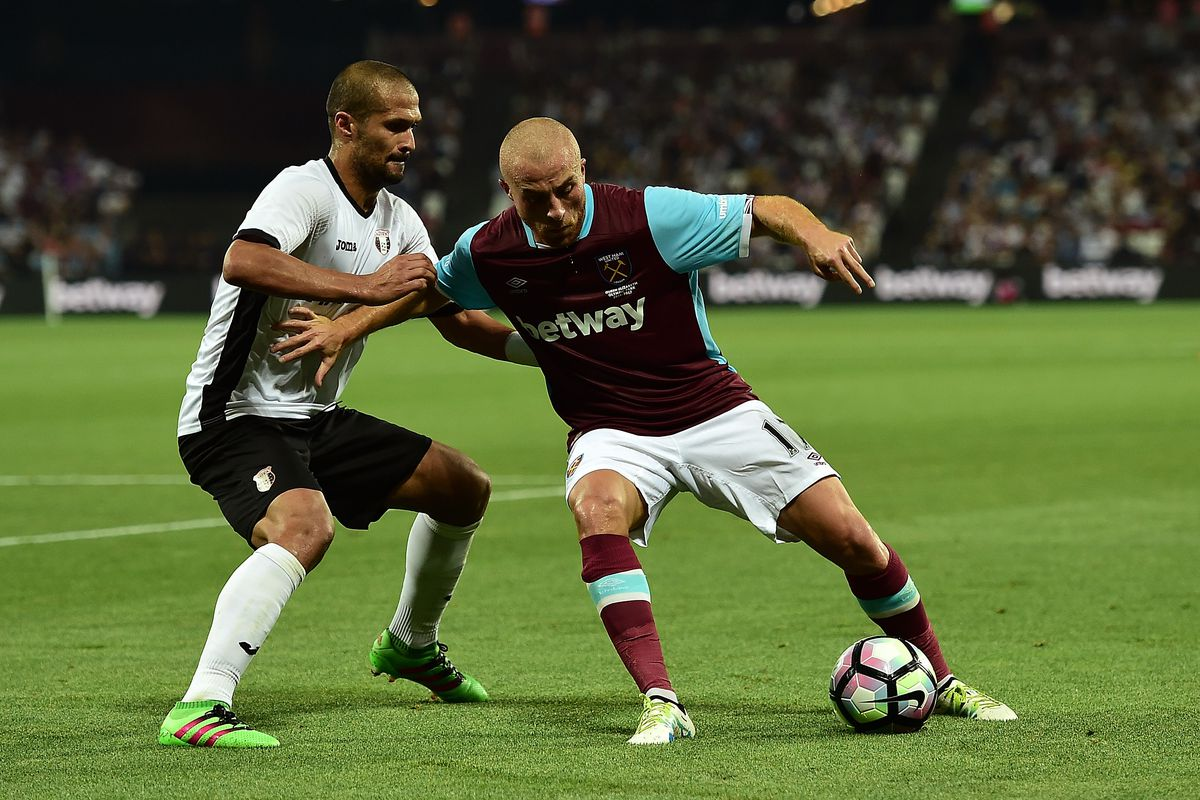West Ham United v FC Astra Giurgiu - UEFA Europa League