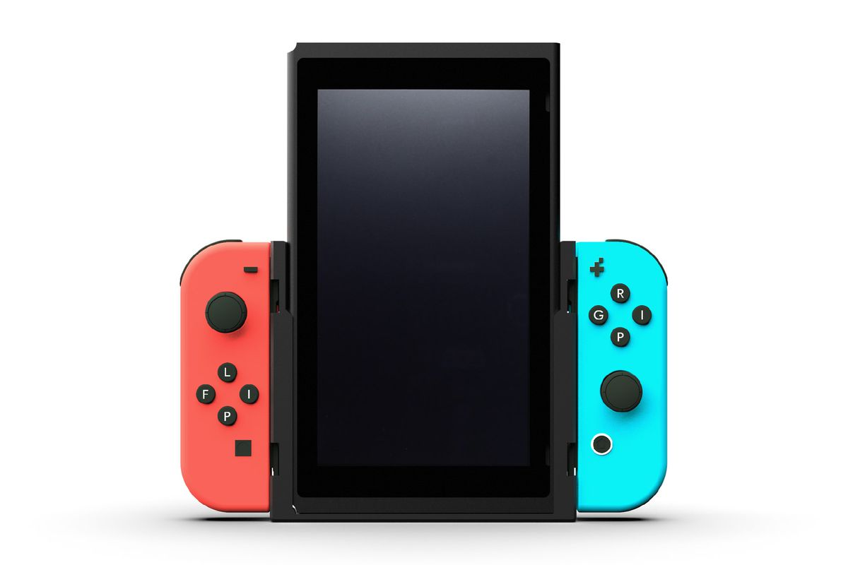 This simple but smart Switch accessory lets you play