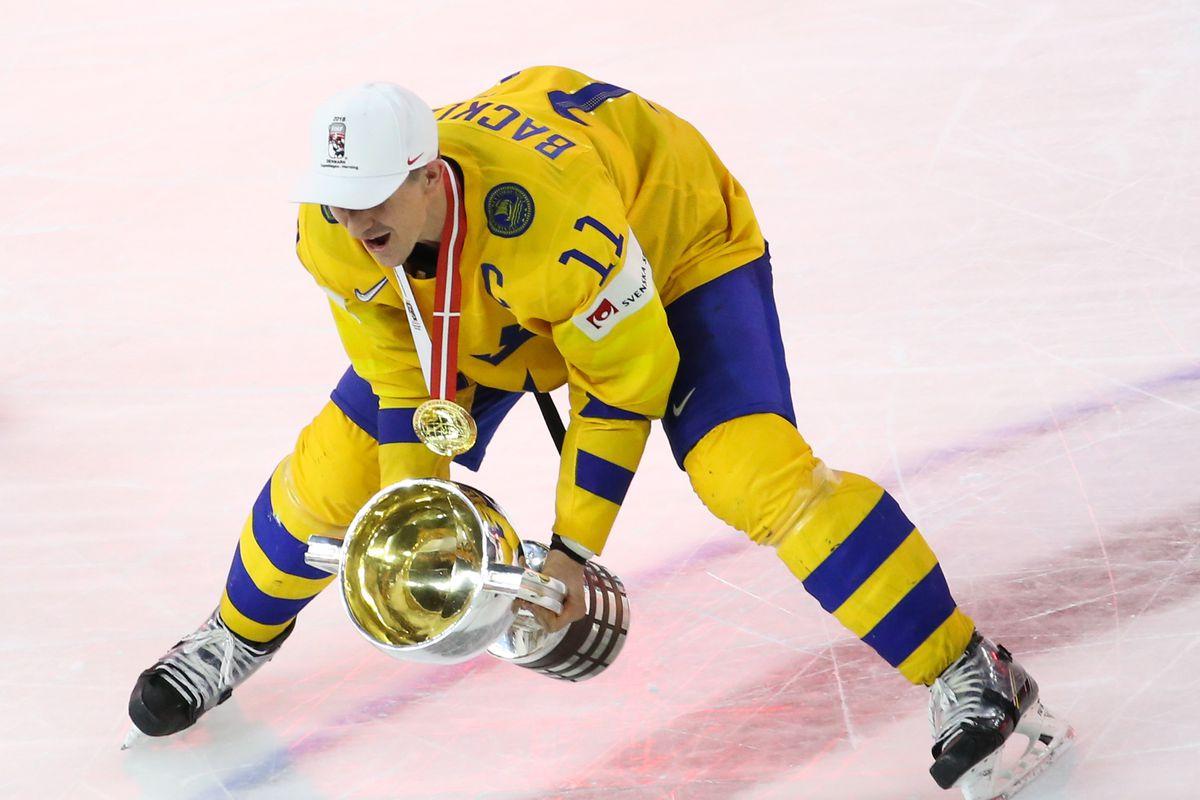 Sweden wins 2018 IIHF Ice Hockey World Championship