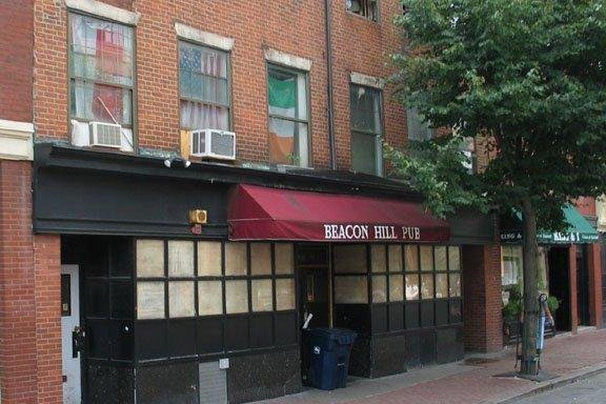 Beacon Hill Pub