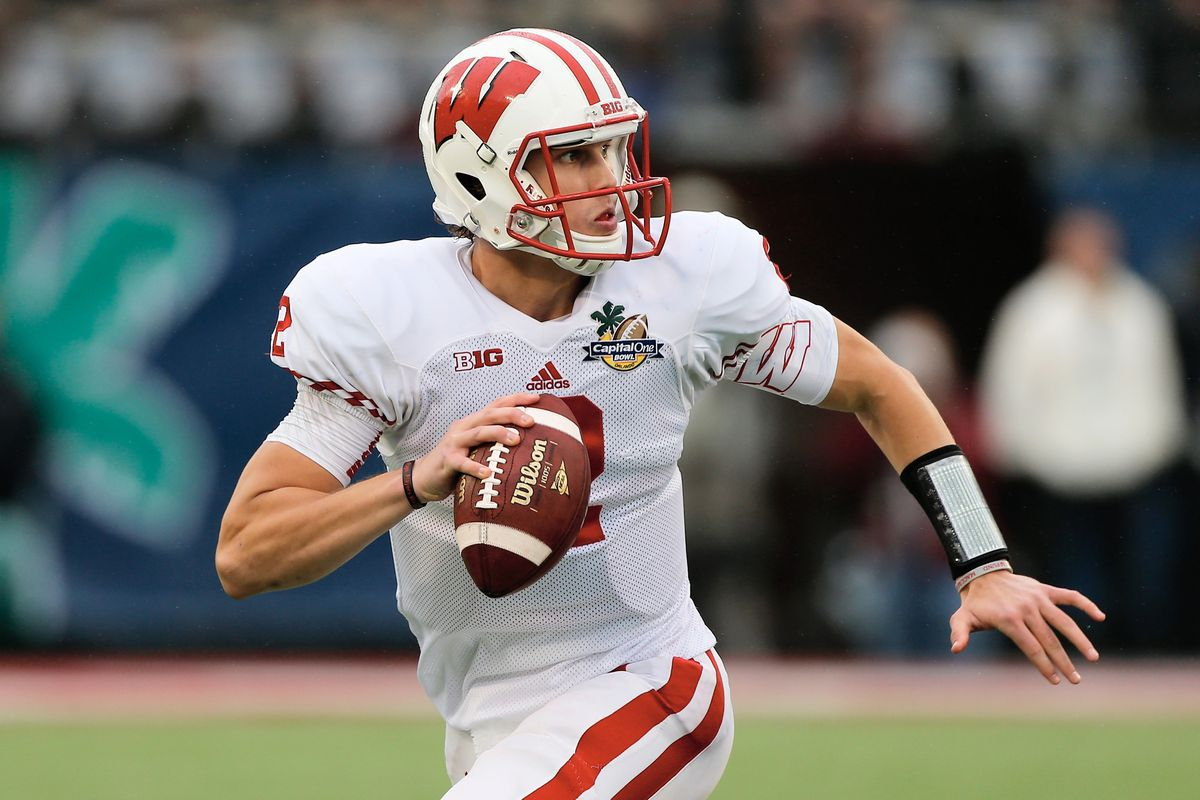 Which Joel Stave will Wisconsin see this season?