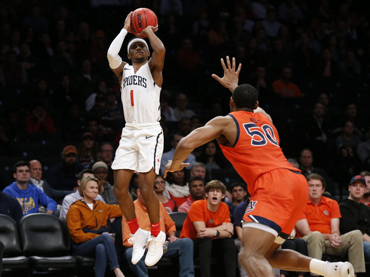 NCAA Basketball: Richmond at Auburn