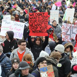 March for Our Lives, Chicago. | Ashlee Rezin/Sun-Times
