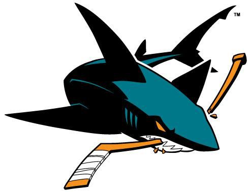 half off 73c05 a269f Here's what the Sharks' commemorative 25th anniversary logos ...
