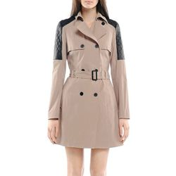 """<b>Mackage</b> Lilith Trench Coat in sand, <a href=""""http://www.mackage.com/us_en/shop-online/women/trenches/lilith-trench-coat?a=80&i=&c=9"""">$495</a>"""