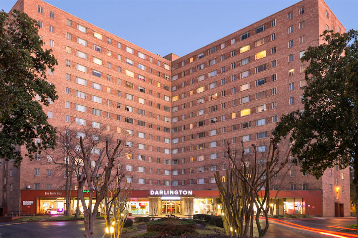 Buckhead S Last Affordable Apartment Stack Arently Won T Be So After Renovations