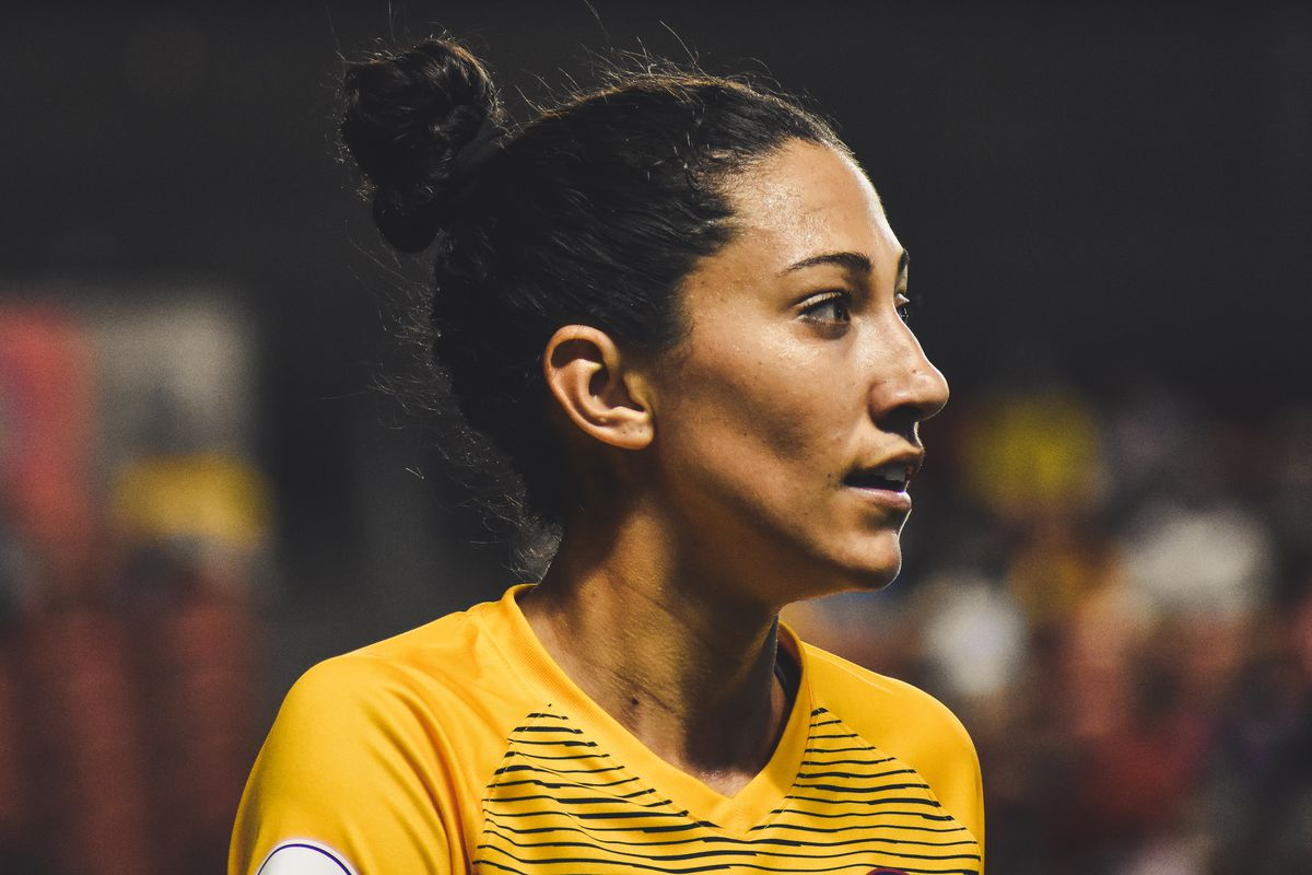 2018 Player Profiles: Christen Press - RSL Soapbox