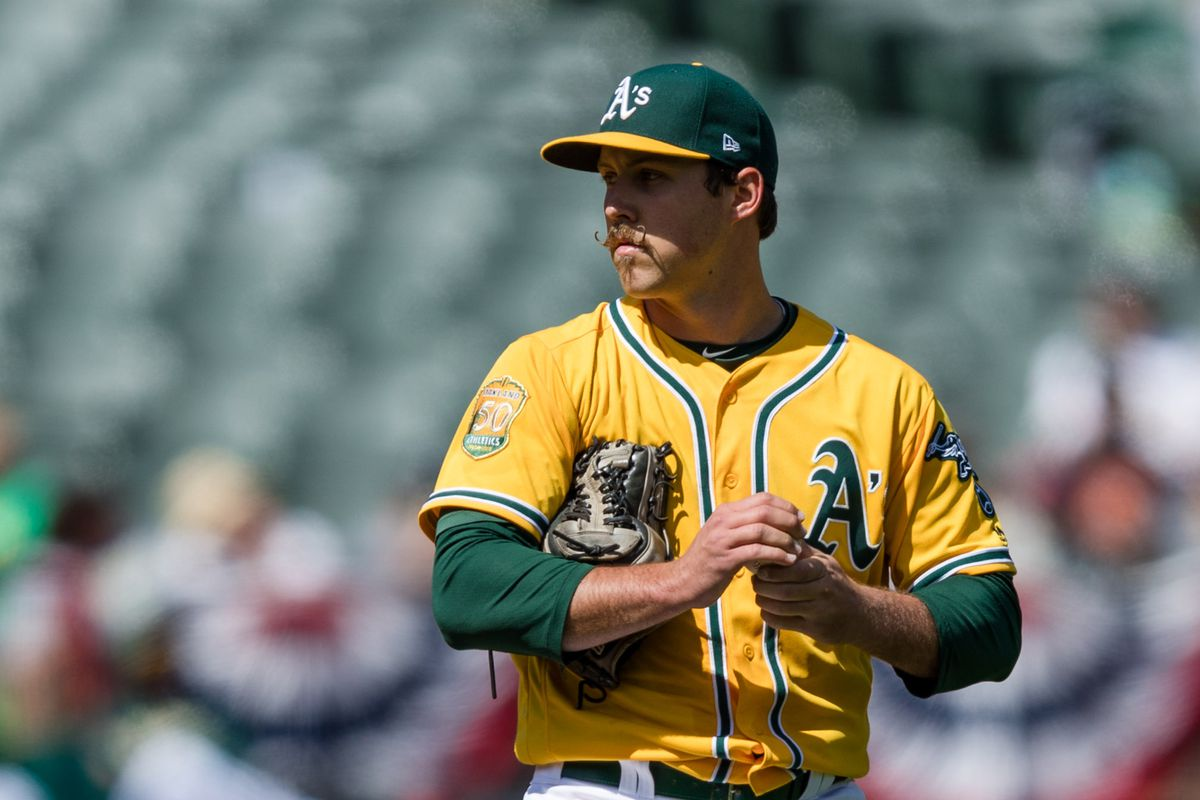 Game #3: Oakland A's defense gives it away against Angels ...