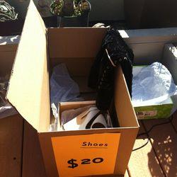$20 shoes!