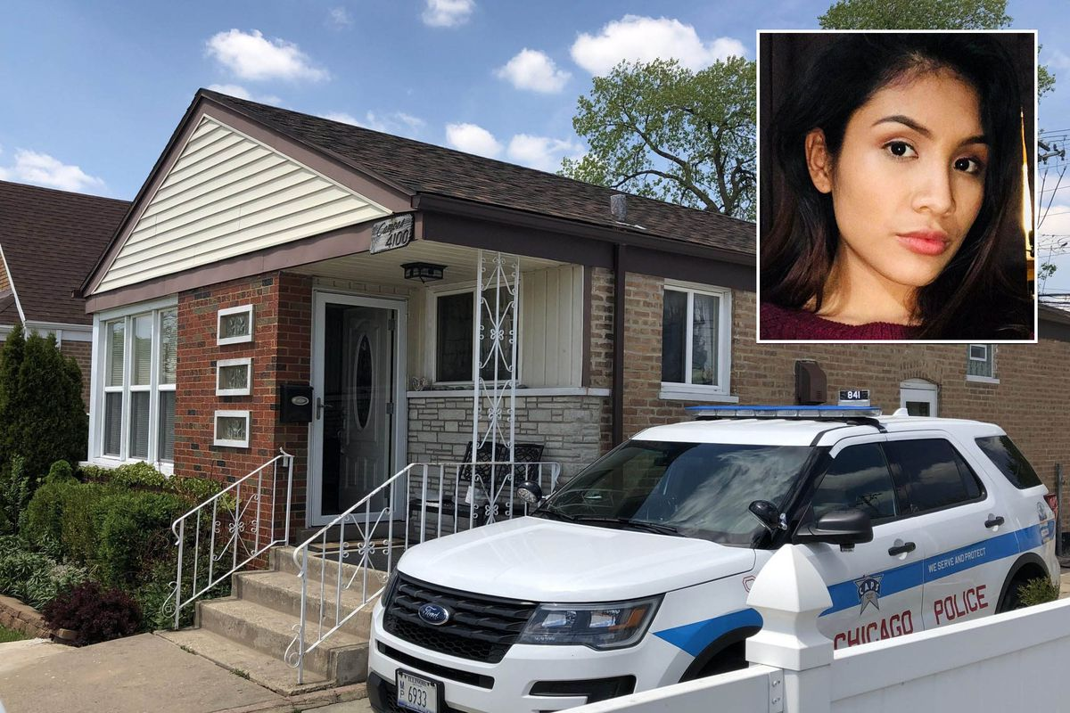 Marlen Ochoa-Lopez allegedly went to a home in the 4100 block of 77th Place the day she went missing, police sources said.   Provided; Mitch Dudek/Sun-Times