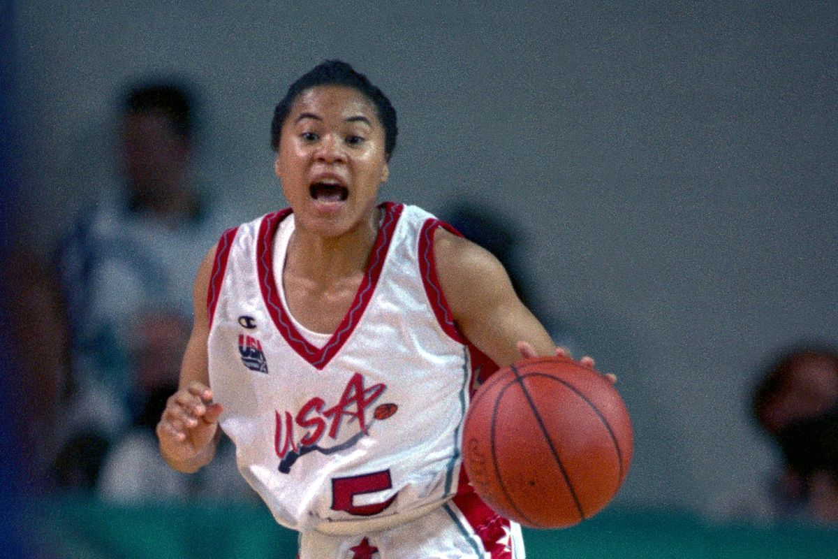 1996 Olympics: USA Basketball Women's National Team vs Cuba National Team