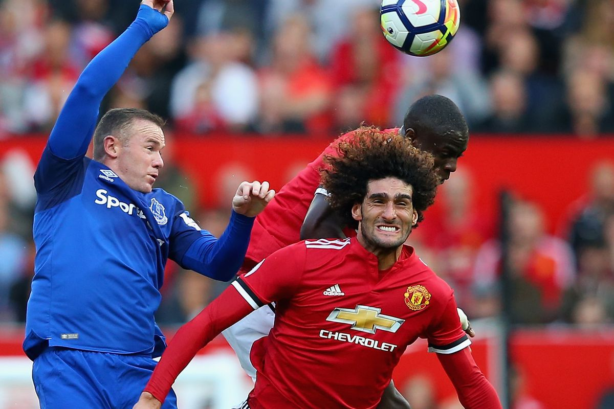 Marouane Fellaini camp unhappy with contract offer, talks ongoing