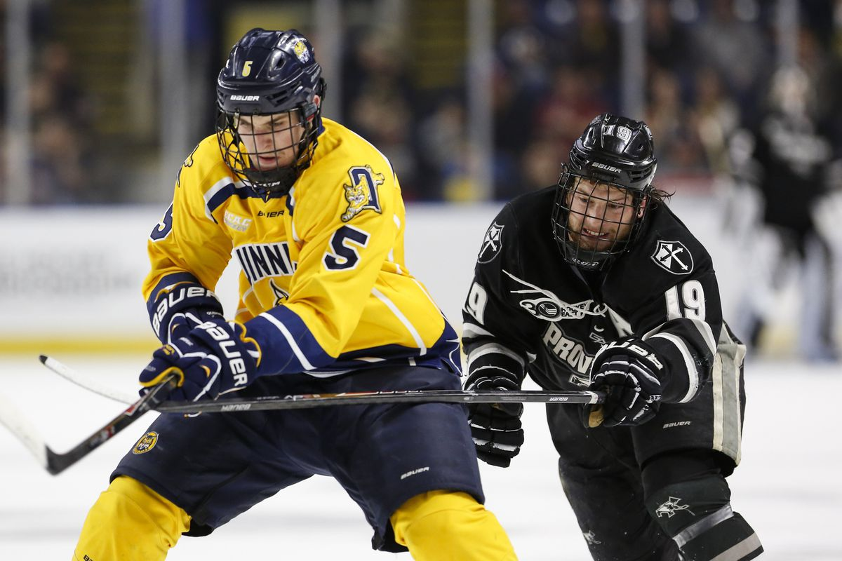 Quinnipiac and Providence both need wins today or they'll need a lot of help next weekend to make the NCAA Tournament