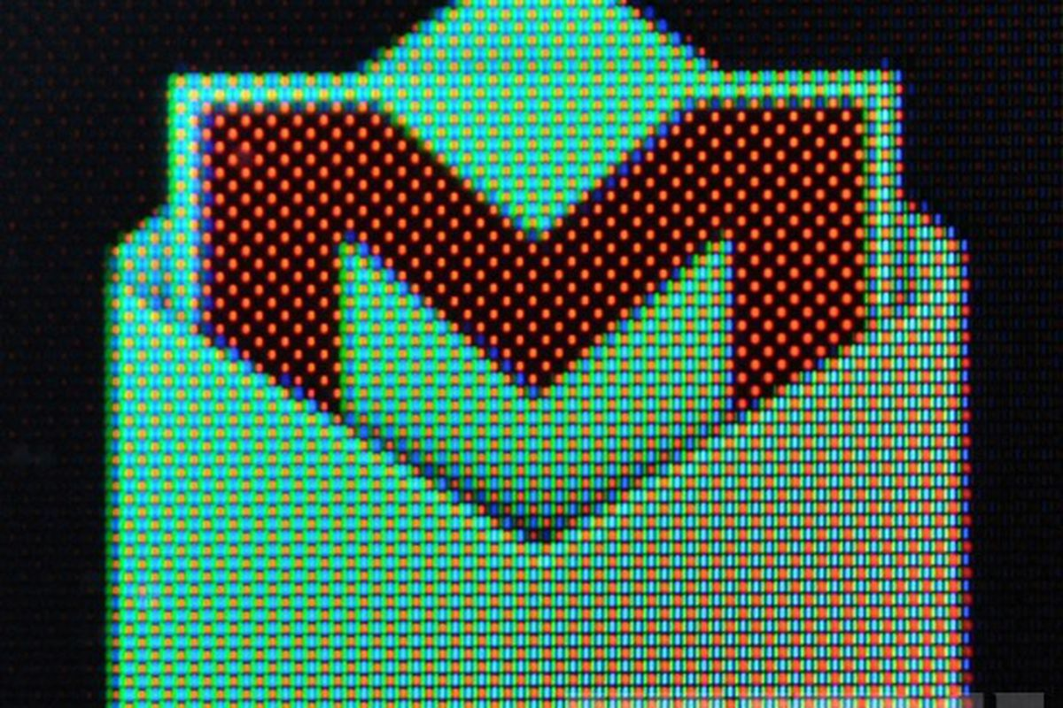gmail icon on htc one s