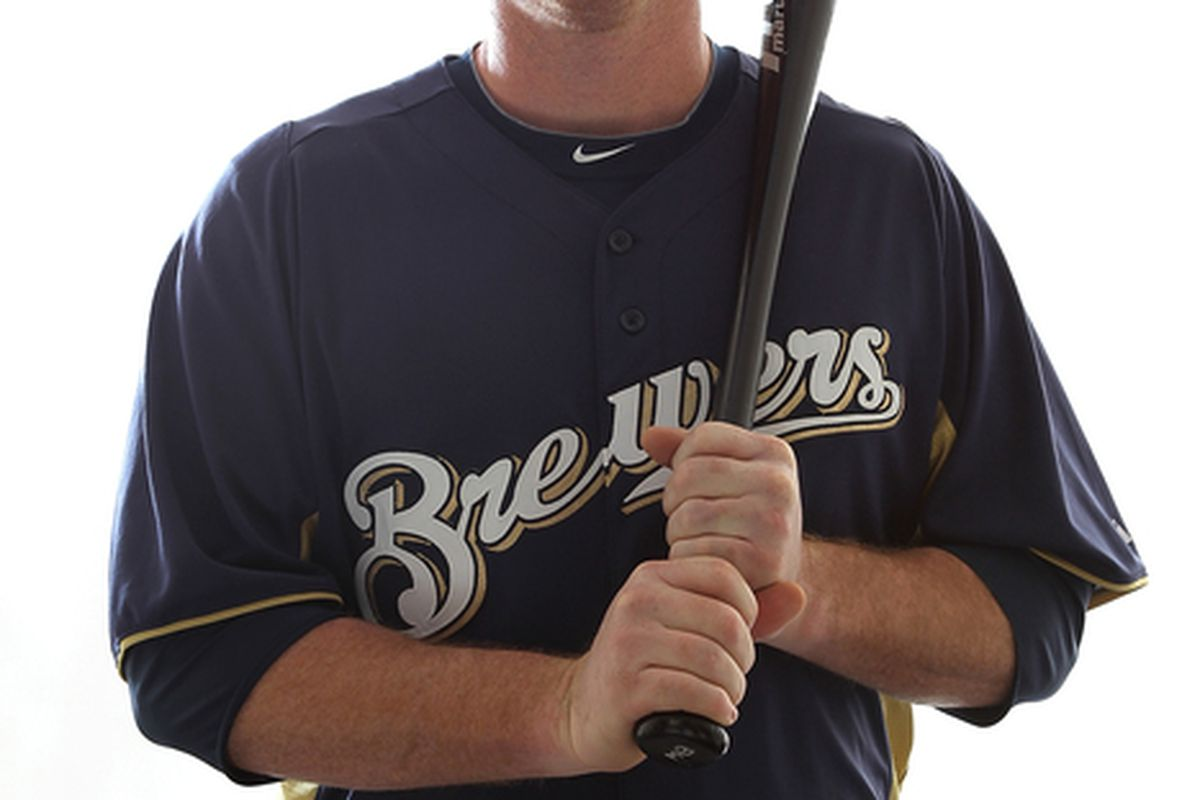 Mat Gamel wasn't much of a factor for the real 2011 Brewers, but he's been an interesting bright spot in the Brewer Replay. Is that a sign of good things to come?