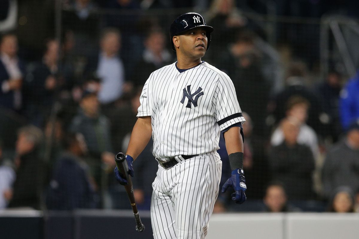 Yankees fans turned on Edwin Encarnacion after his ALCS slump