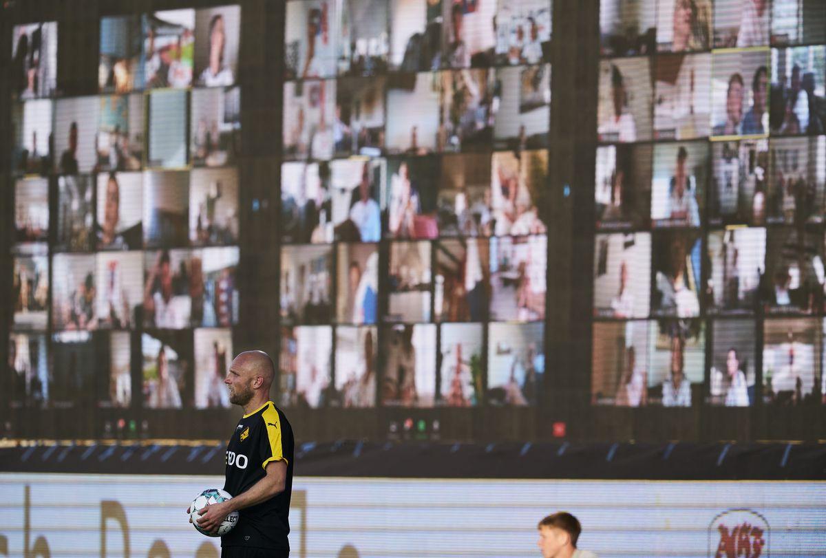 AGF Aarhus vs Randers FC - Friendly Match