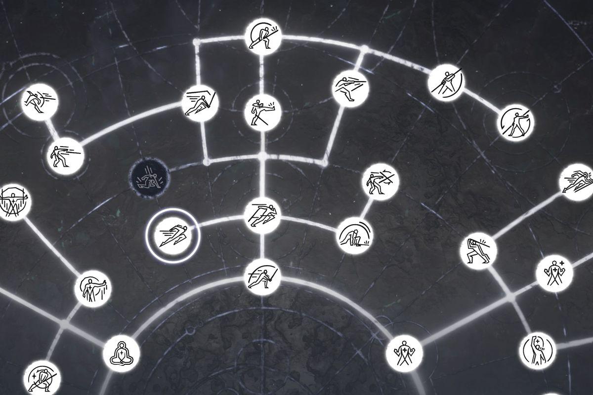 「fallen order skill tree」の画像検索結果