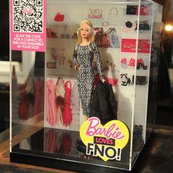 Barbie Loves Rogan for FNO.