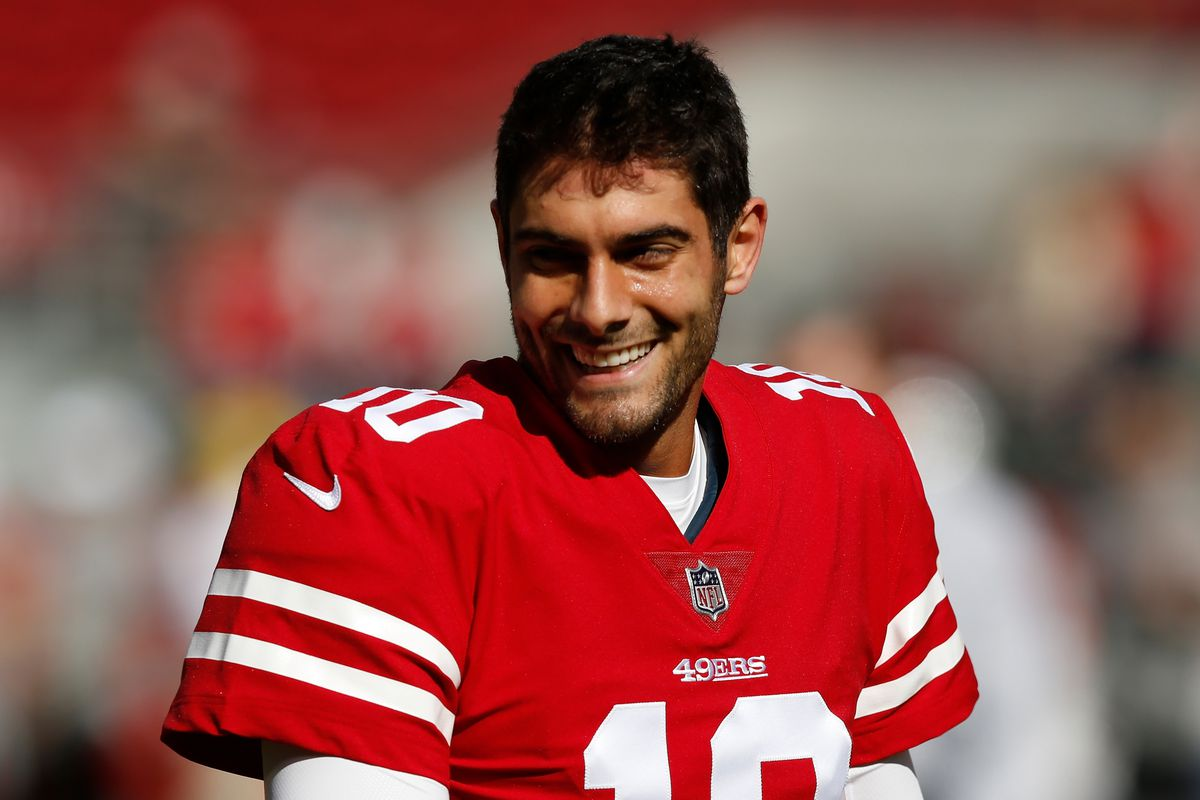 Jimmy Garoppolo Is Succeeding With The 49ers And Patriots