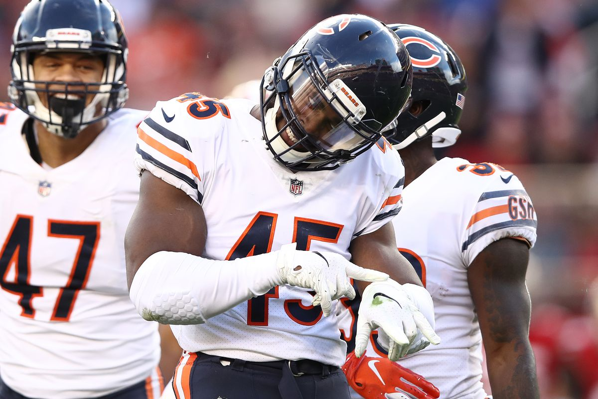 0688176d NFL Power Rankings: The Chicago Bears are as high as Two - Windy ...