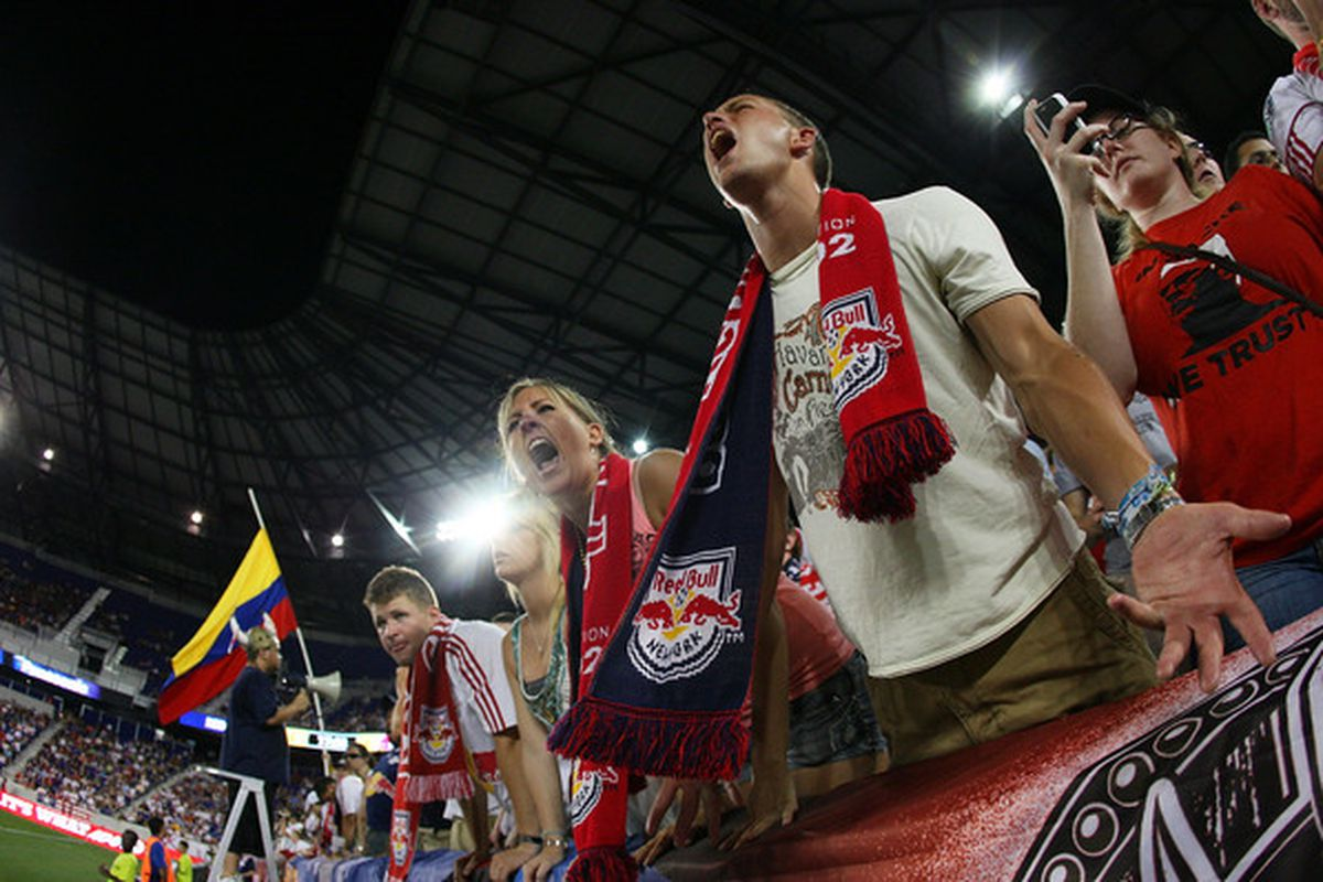 If Thierry Henry can help Red Bull win, you'll get more of these: fans. And more of these is what MLS needs, particularly in the nation's most important media market.
