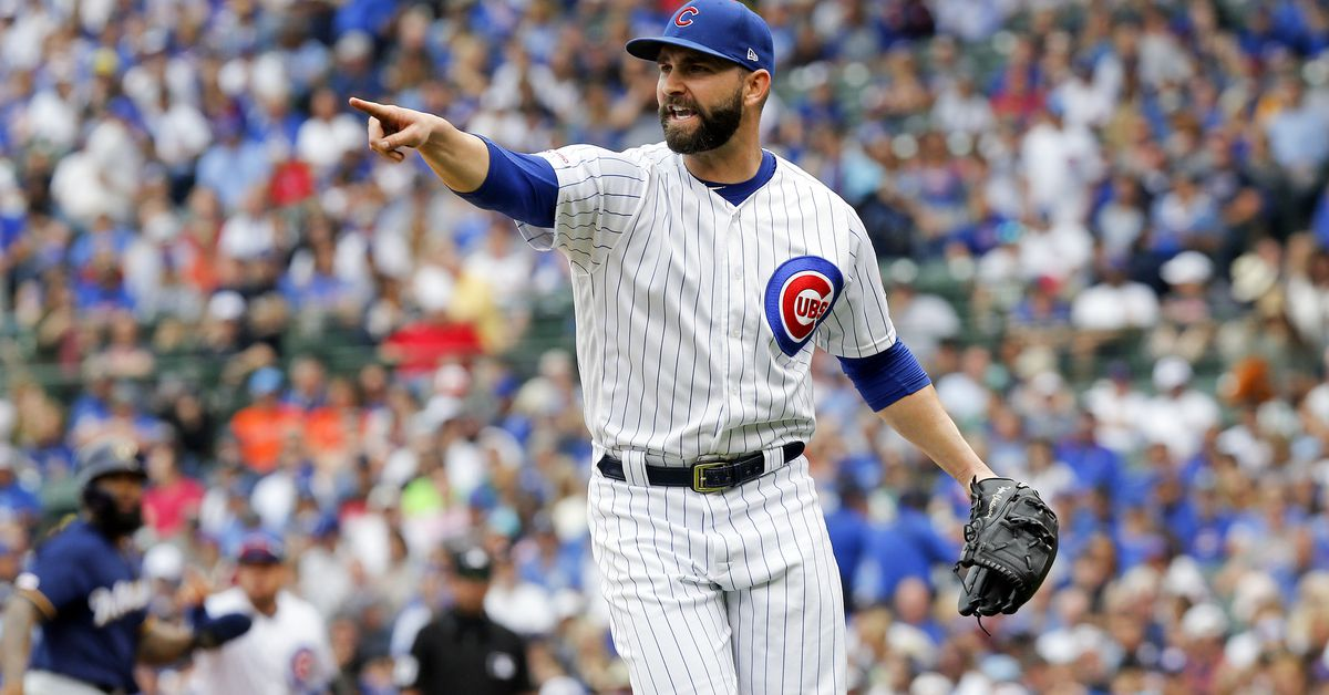 Tyler Chatwood to Cubs' rescue? Demoted starter takes last shot at living up to free agent contract