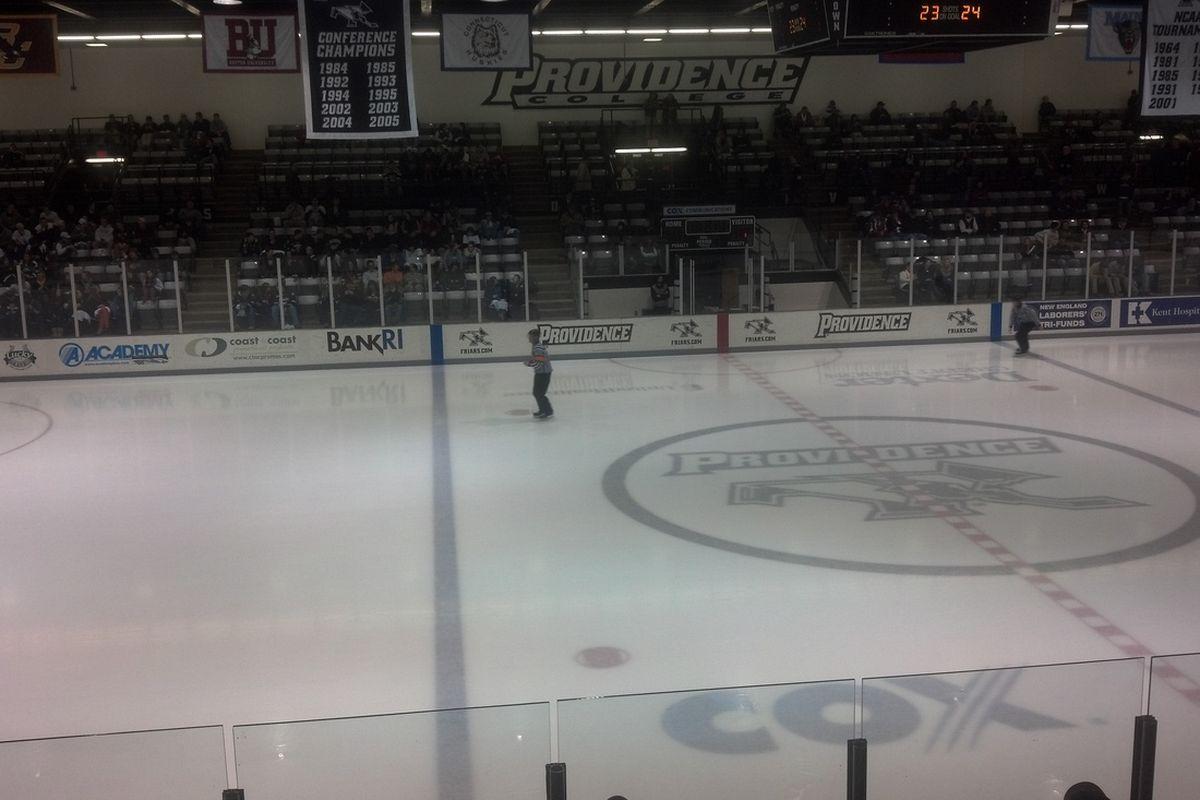 Providence's Schneider Arena