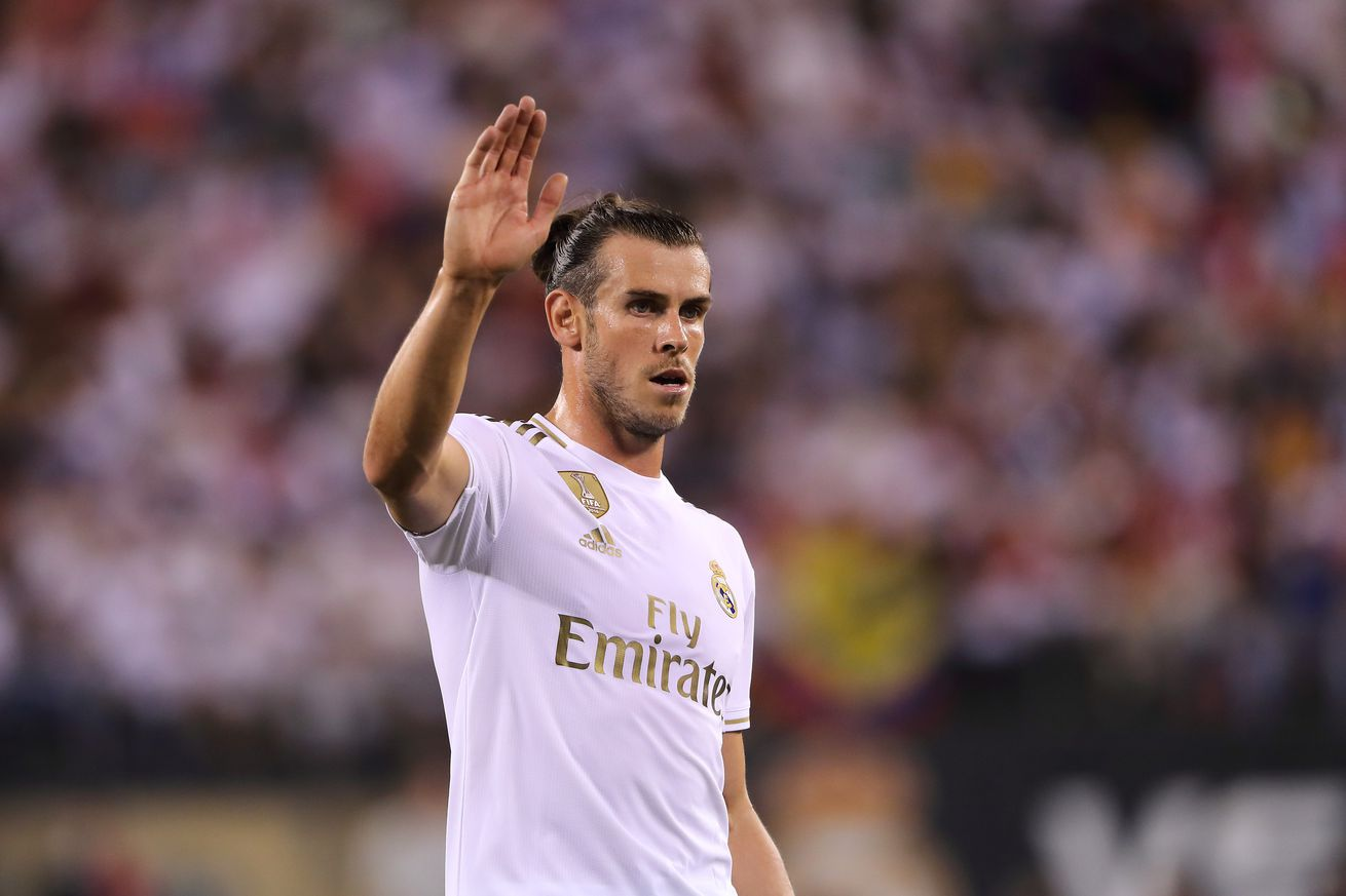 Real Madrid announce squad for match against Roma, Bale makes the list