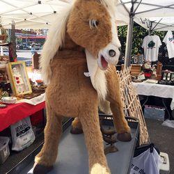 Every market needs a random pony.
