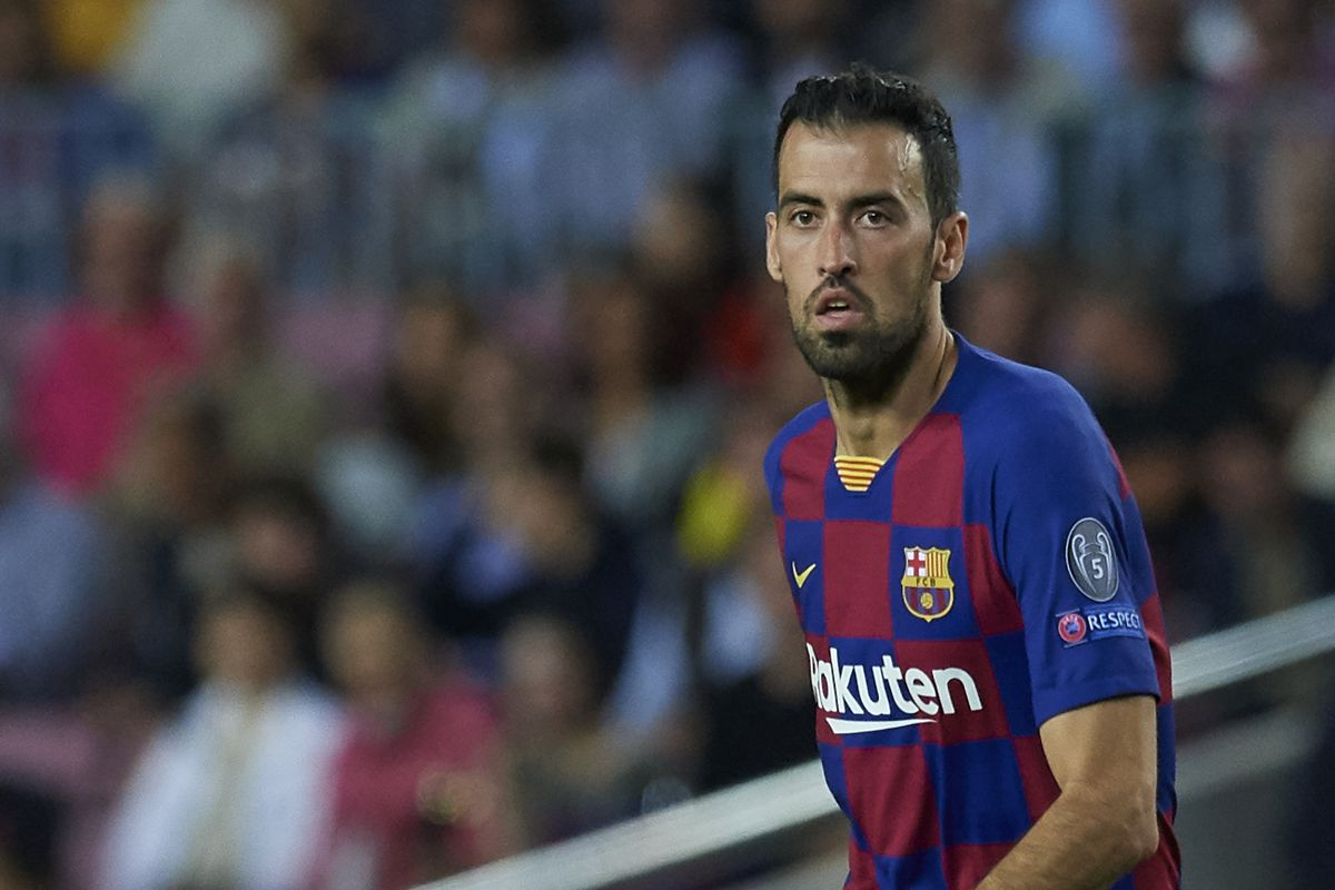 Sergio Busquets still has a key role to play for Barcelona