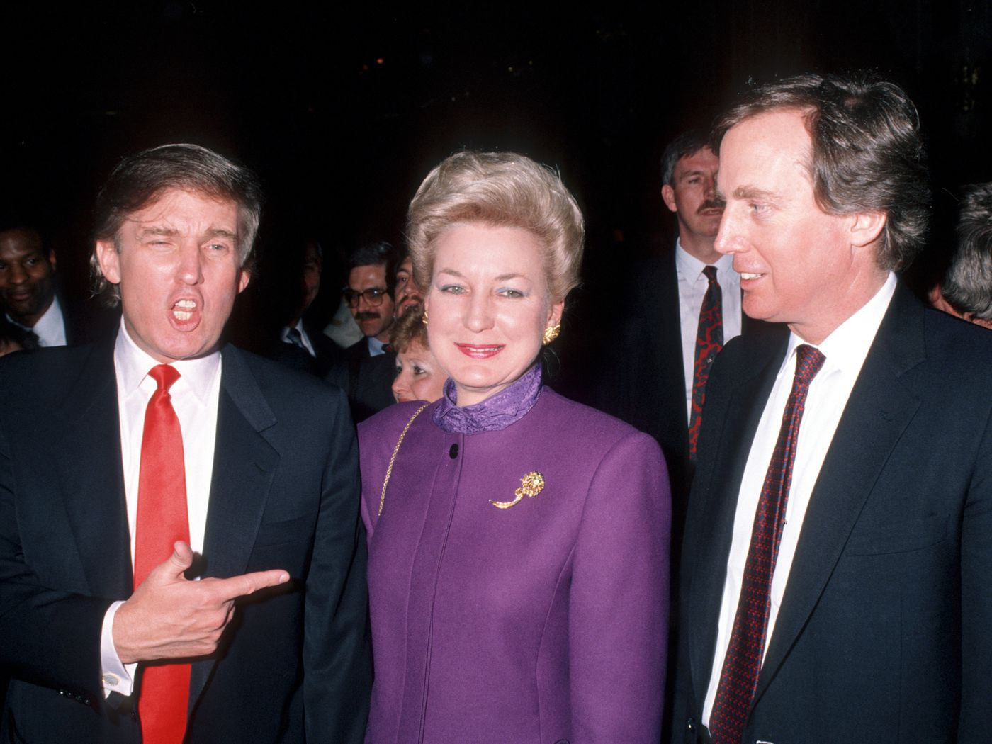 The Real Maryanne Trump Scandal Is The Trump Family Money Not The Secret Recordings Vox
