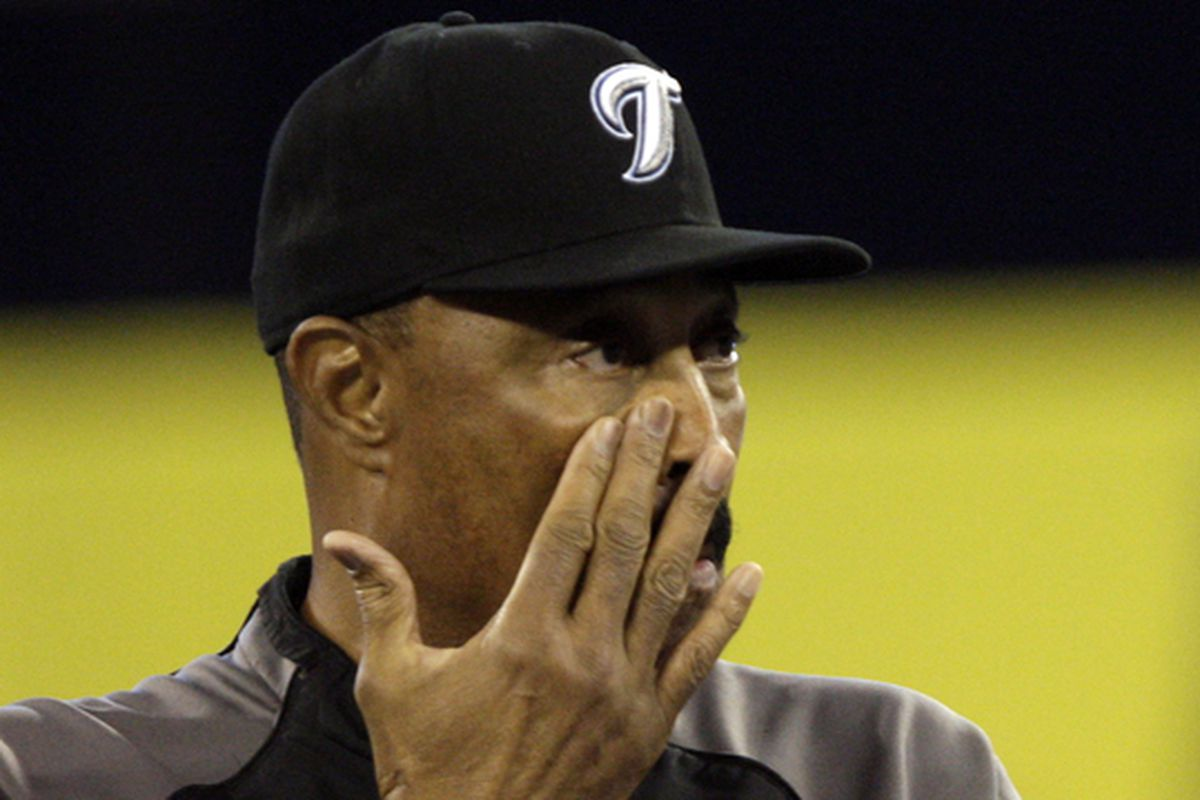 Cito Gaston sheds a dry tear after realizing how much the Blue Jays blogosphere disliked him.