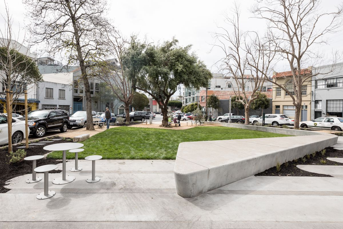 San Franciscos Oldest Park Gets A New Facelift Curbed Sf