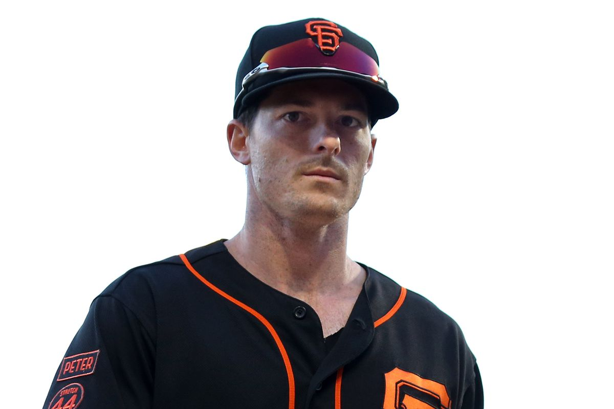 quality design 04177 2e15f Mike Yastrzemski has been great by being average - McCovey ...
