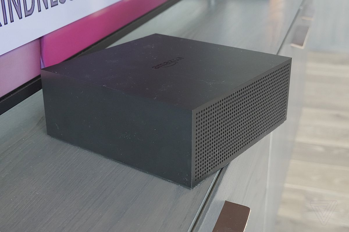 Amazon Fire TV Recast hands-on: a very smart and elegant DVR for