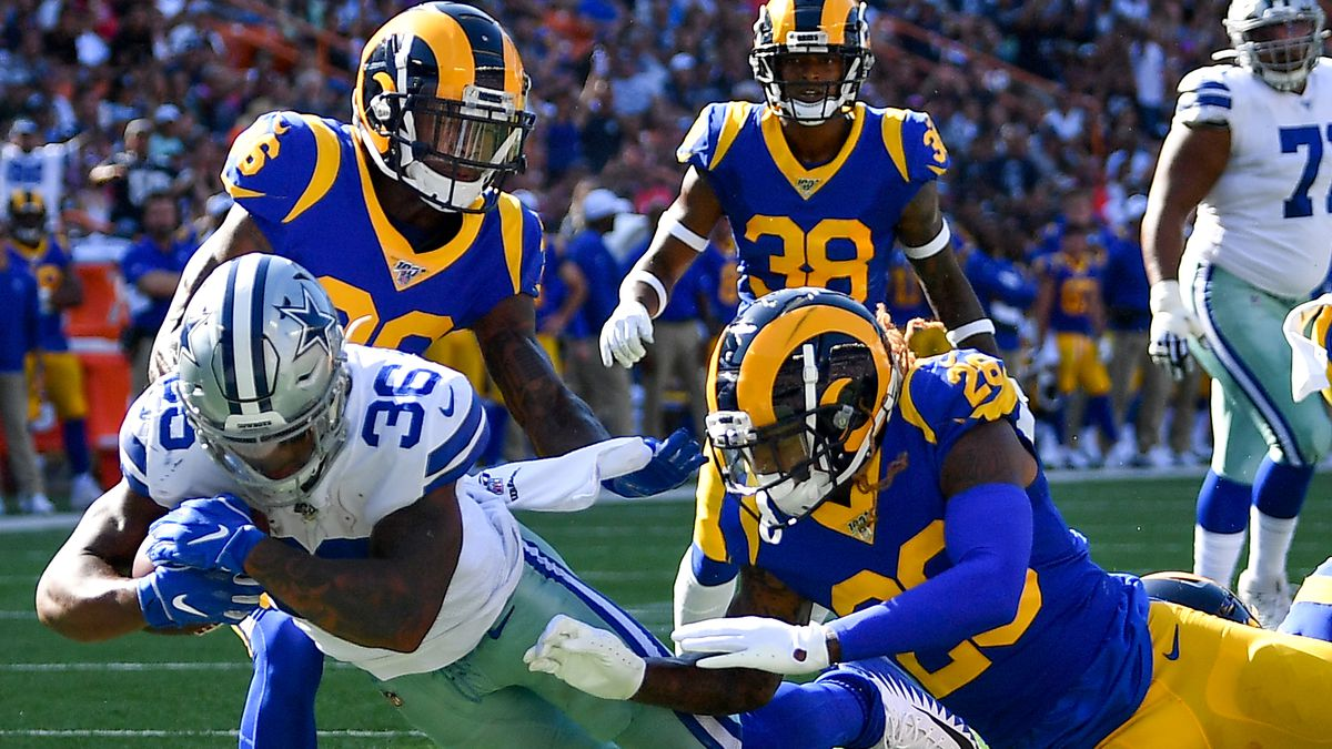 Dallas Cowboys v Los Angeles Rams