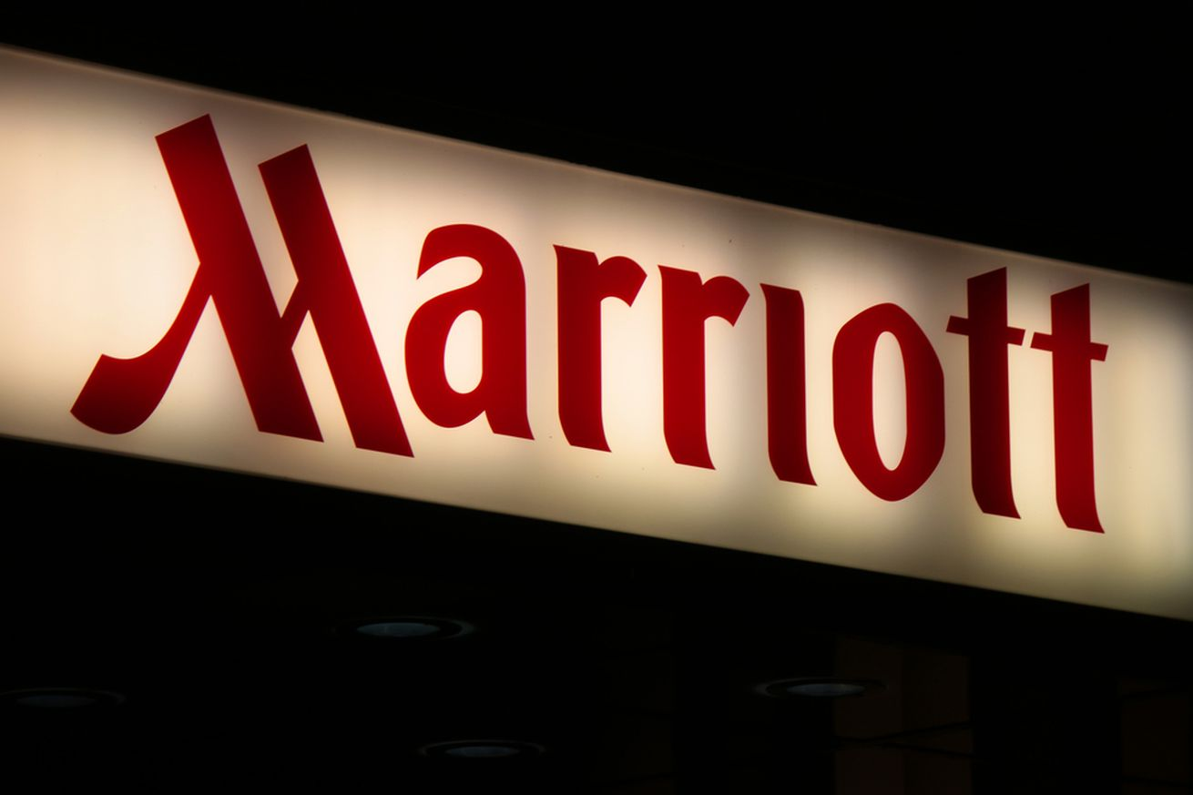 marriott mysteriously stopped posting on social media for a week