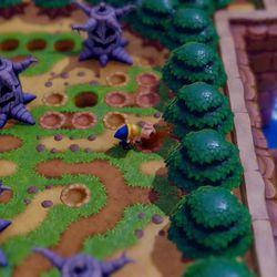 Link's Awakening Tabahl Wasteland Secret Seashell locations.