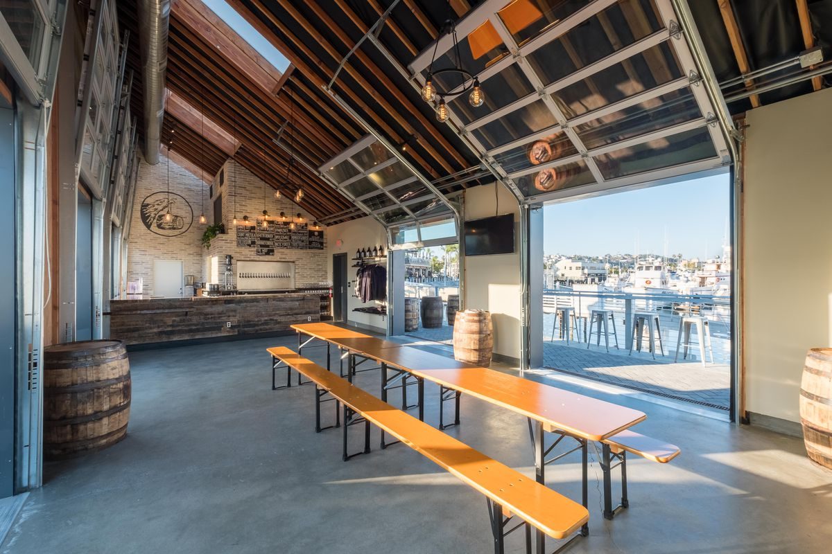 Eppig Brewing Has A Epic New Waterfront Tasting Room
