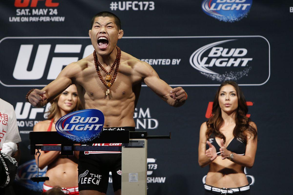 USADA won't sanction UFC's Li Jingliang in clenbuterol case