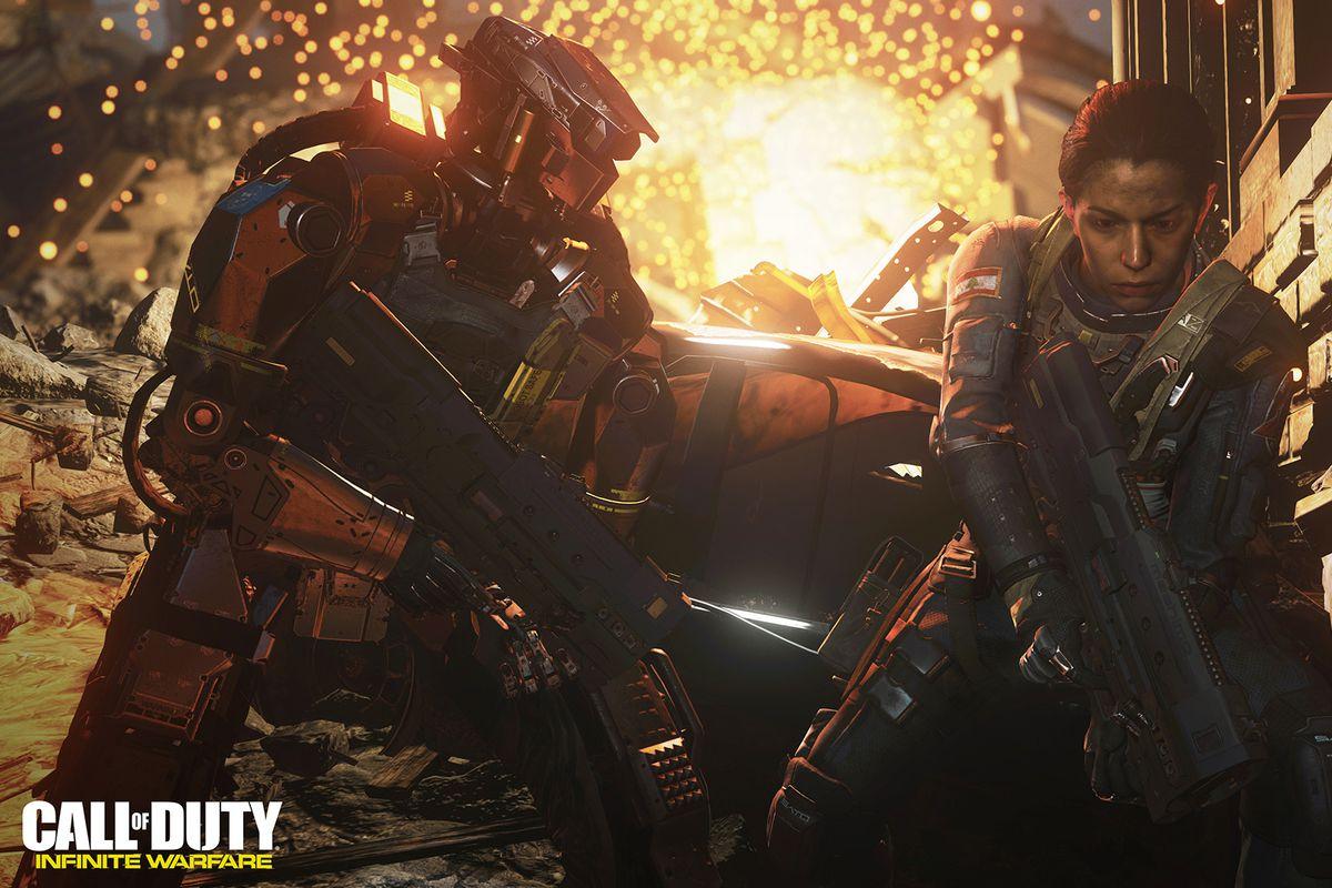 Call of Duty: Infinite Warfare - ETH.3n and Salter