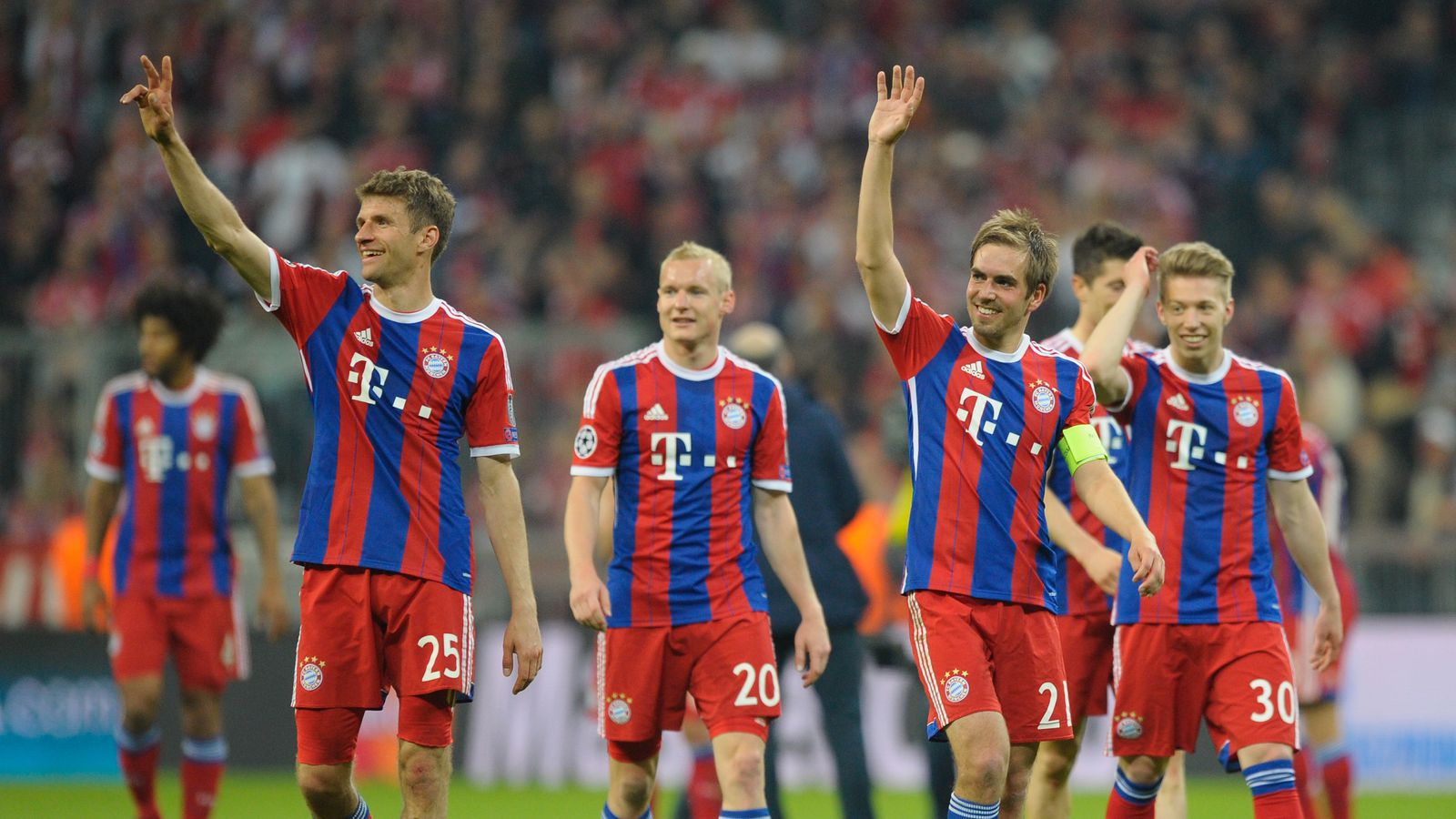 Bayern vs. Hertha: Post-match awards and ratings