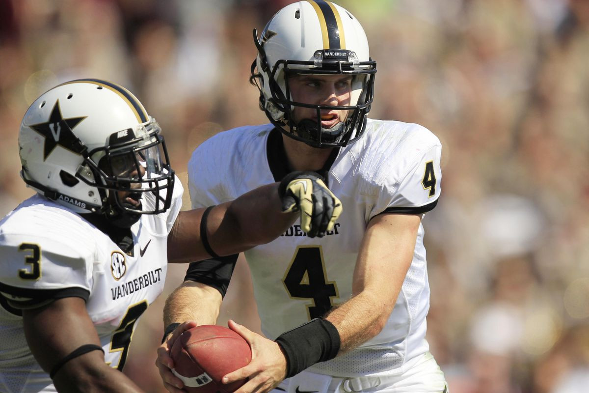 The QB is key in any option offense, as the play lives and dies with his decisions.