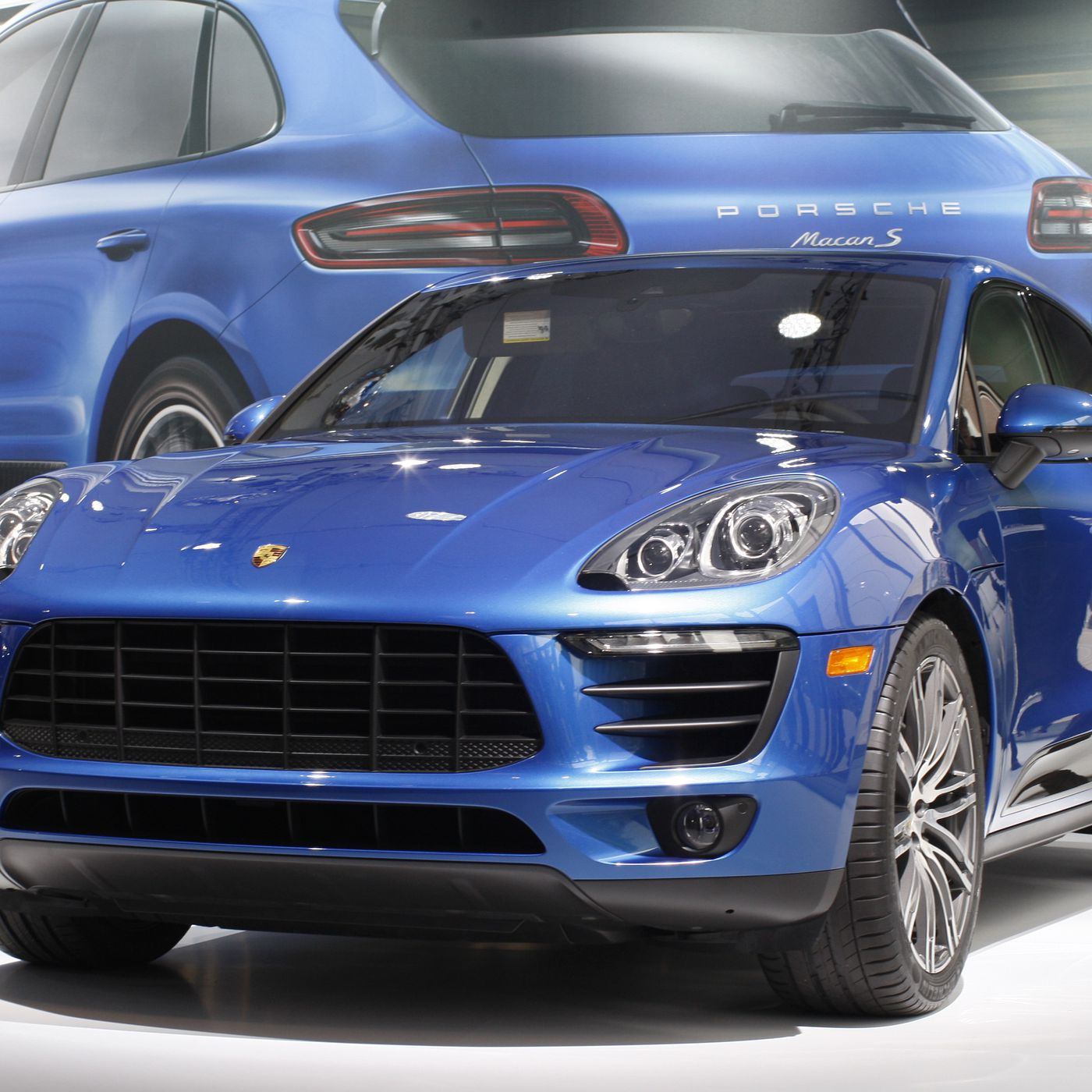 Porsche S Macan Suv Is Going All Electric The Verge