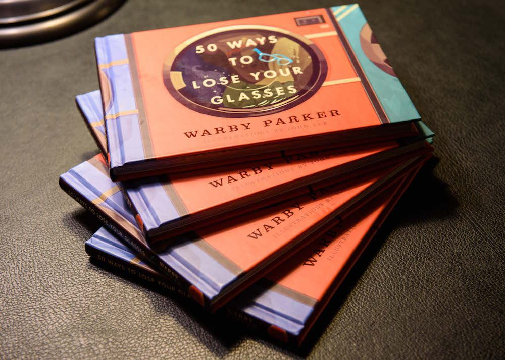 Warby Parker Book