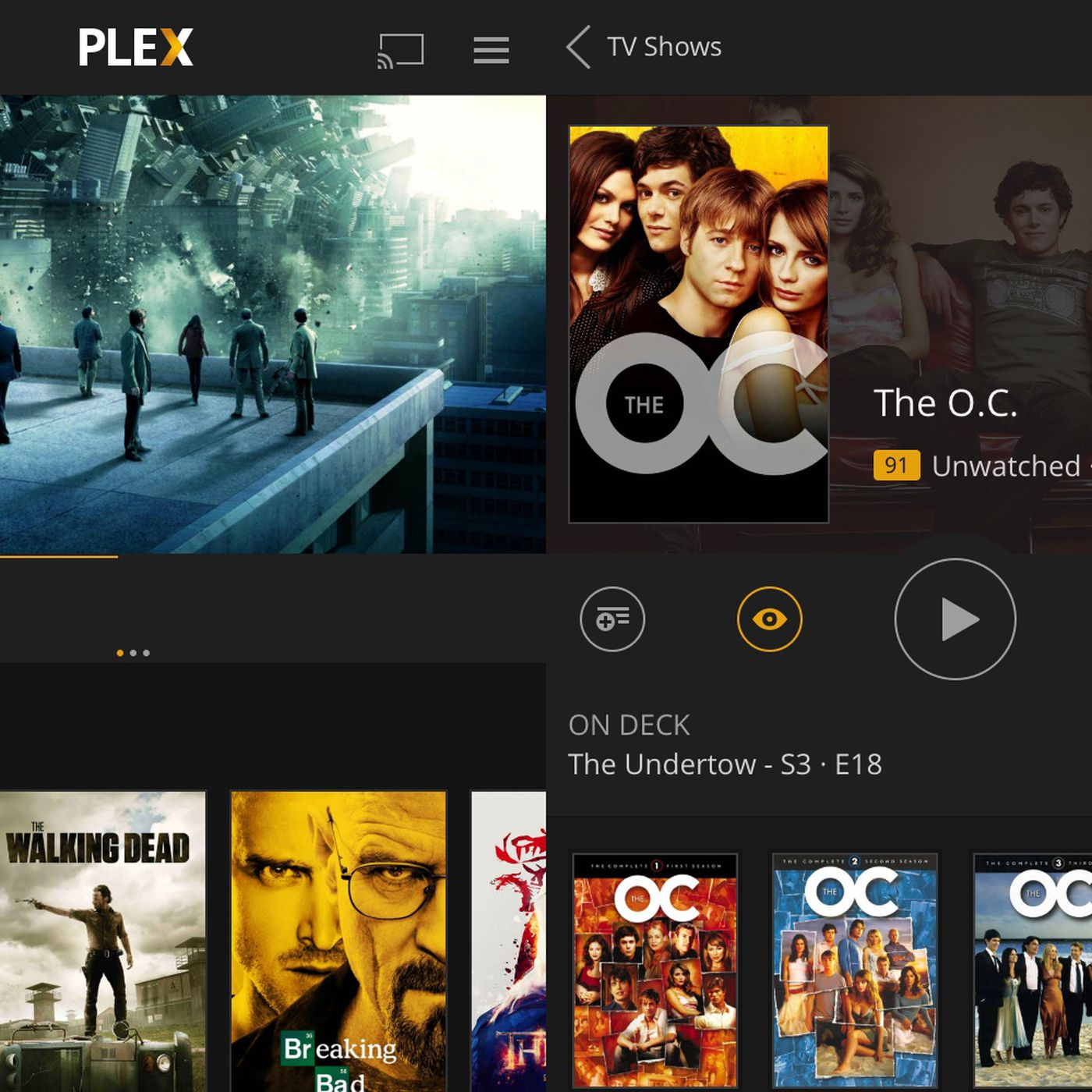 Plex launches revamped app for iPhone and iPad - The Verge