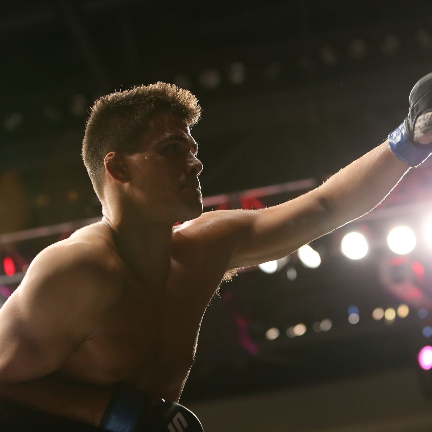 Mickey Gall says Sage Northcutt would 'find himself in a