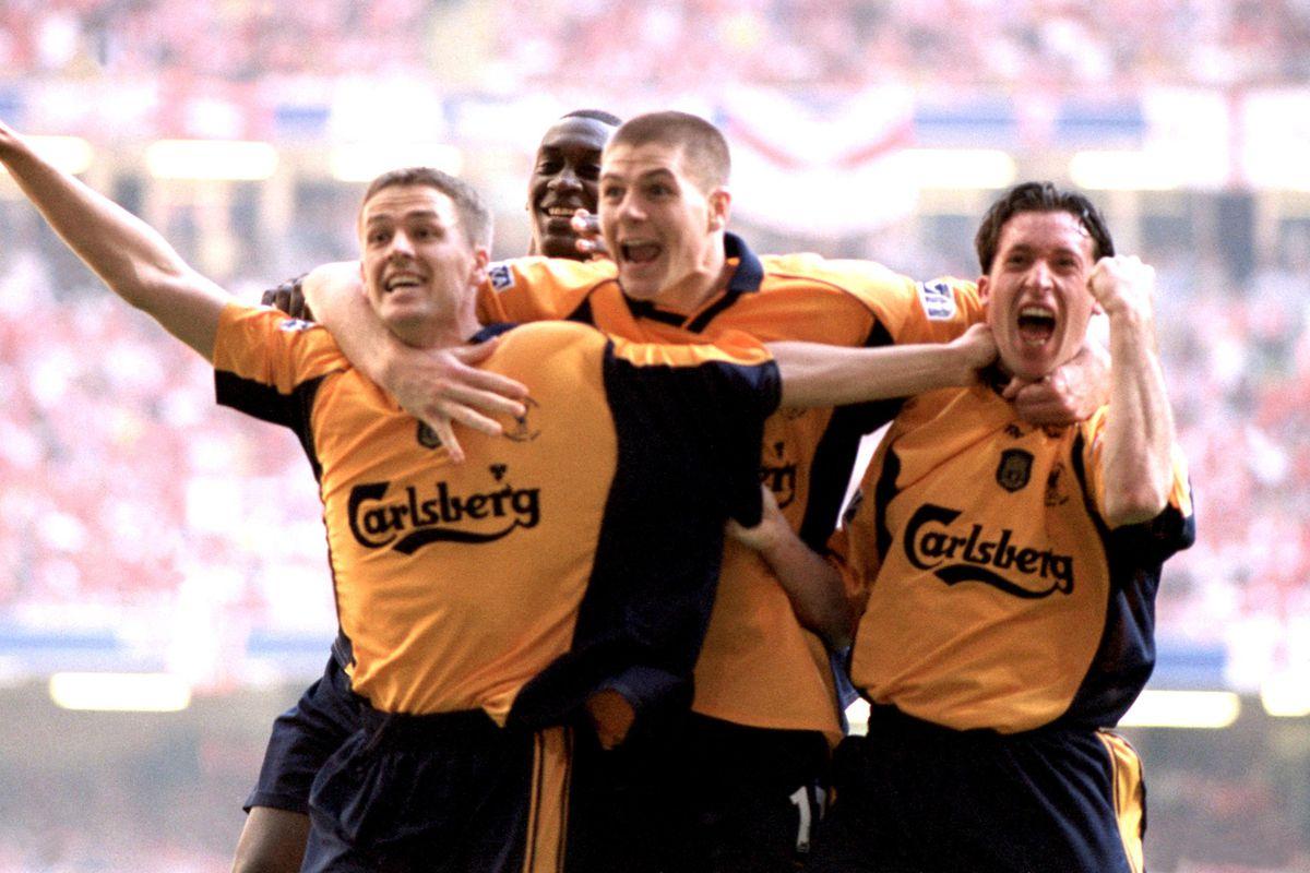 Soccer - AXA FA Cup - Final - Arsenal v Liverpool