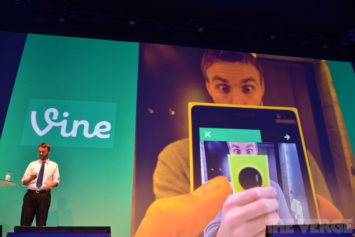Vine for Windows Phone